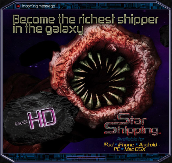 Get your copy of Star Shipping INC. for your platform Today!